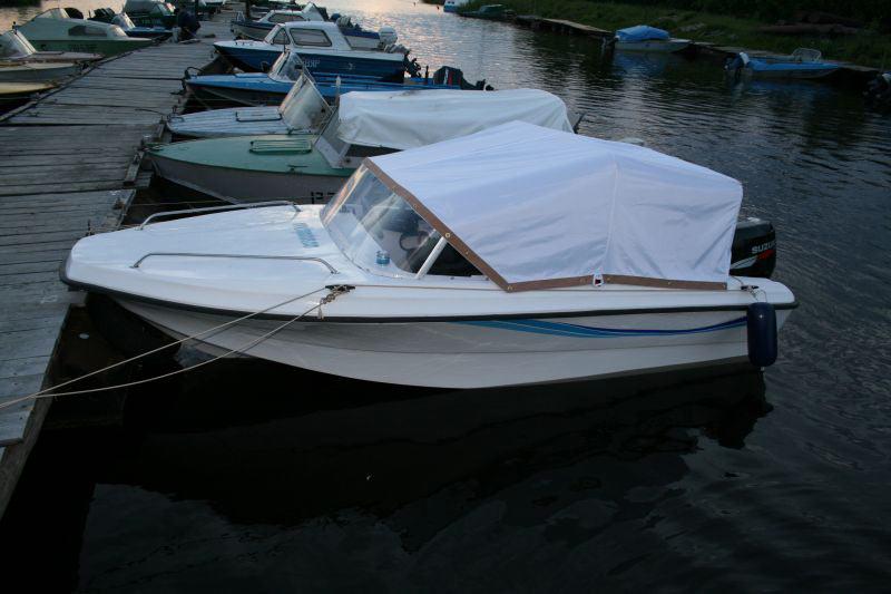 из какого материала бывают лодки