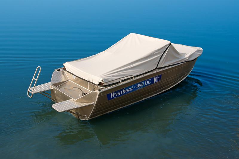 лодка пвх 490