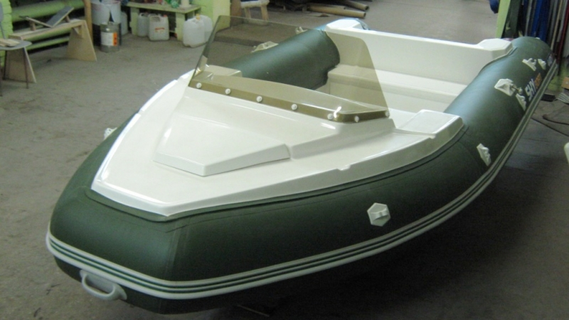 какие модели лодок пвх бывают