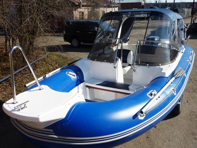 Лодки от китайского производителя