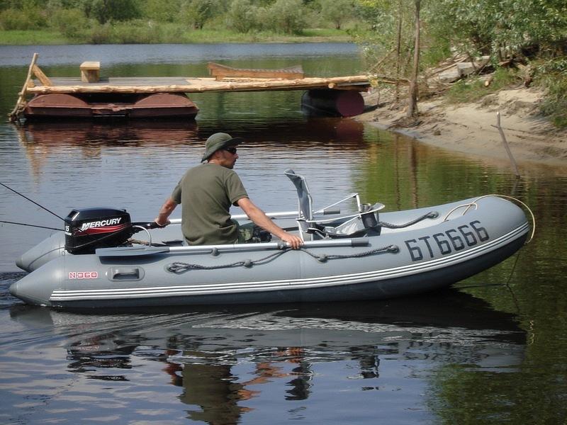 лодка надувная кайман n 360