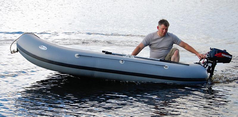 дельфин лодка фото