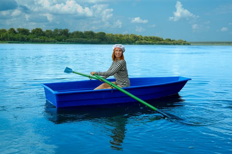 когда можно плавать на весельной лодке