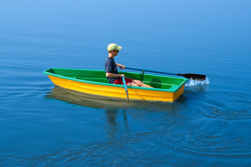 гребная лодка стоимость