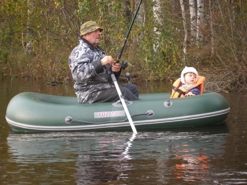 лодка чирок 240