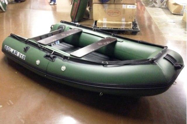 саратов лодки солар купить