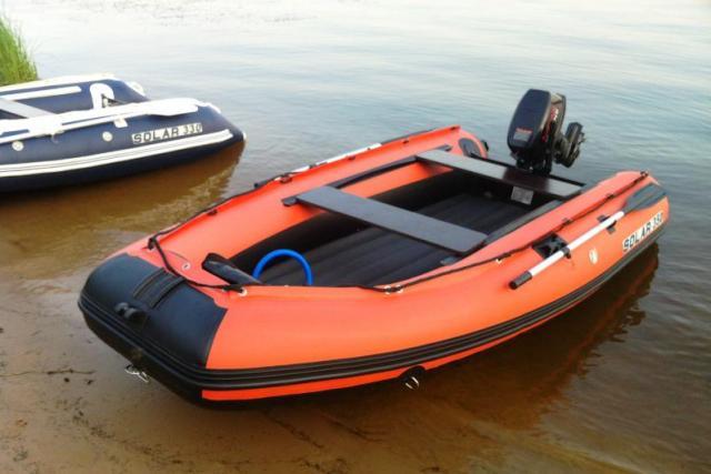 надувные лодки из прочного пвх под мотор