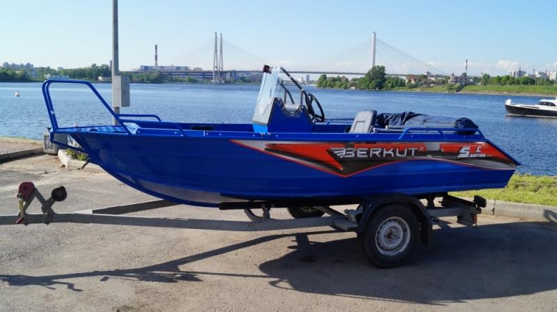 моторные лодки беркут сайт производителя
