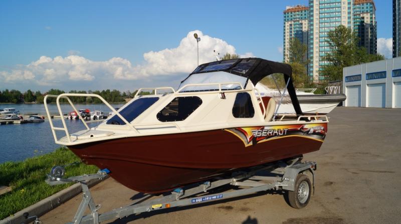 лодка беркут вт 300