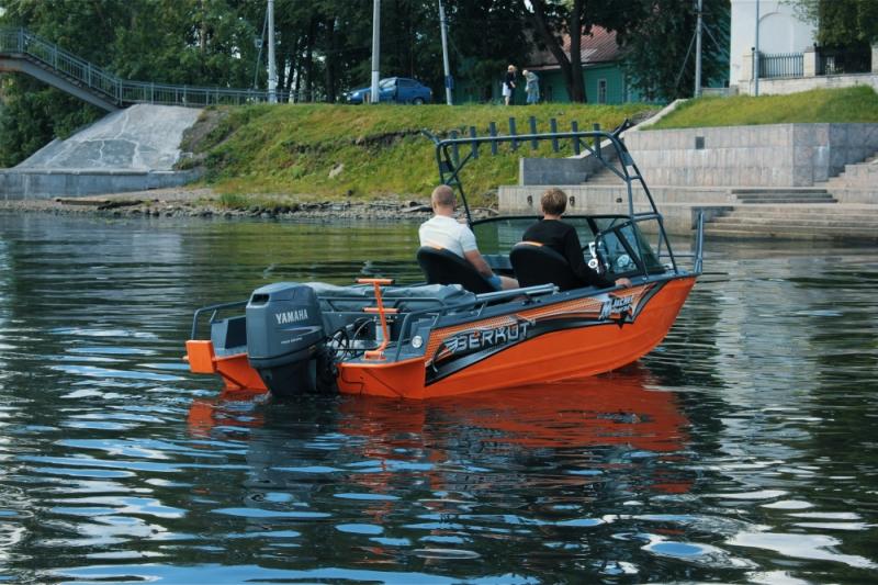 лодка berkut m-jacket