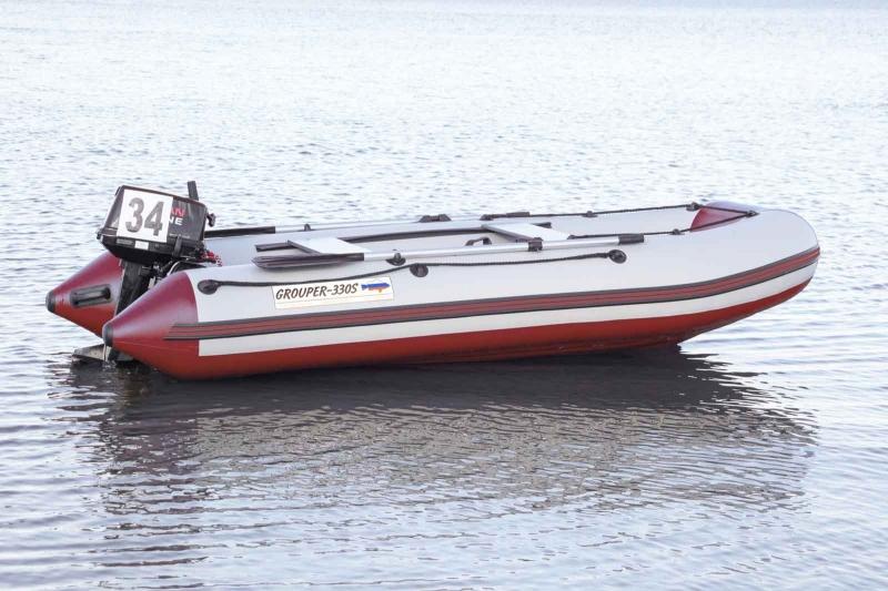 лодка grouper g-330 нднд