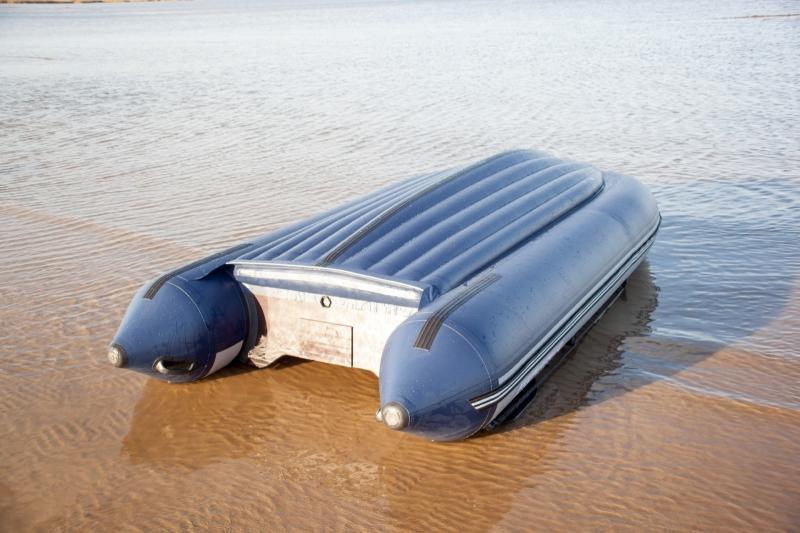дефекты надувных лодок