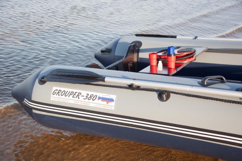 лодка с нднд для моря