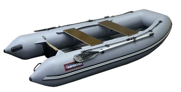 типы лодок пвх с надувным дном