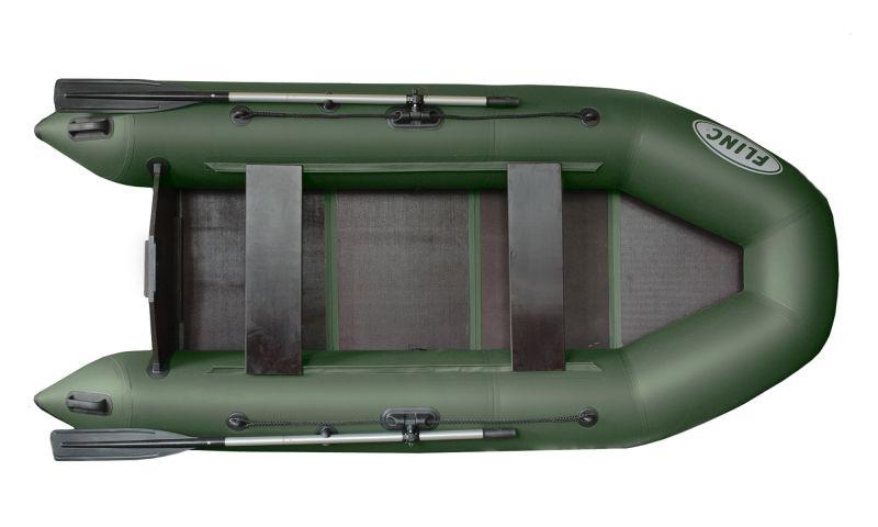 резиновая лодка флинк