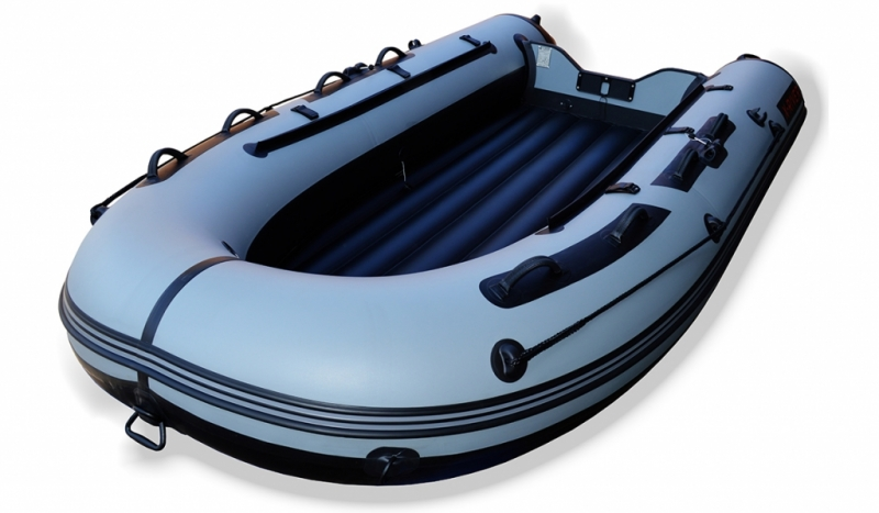 лодка нднд река