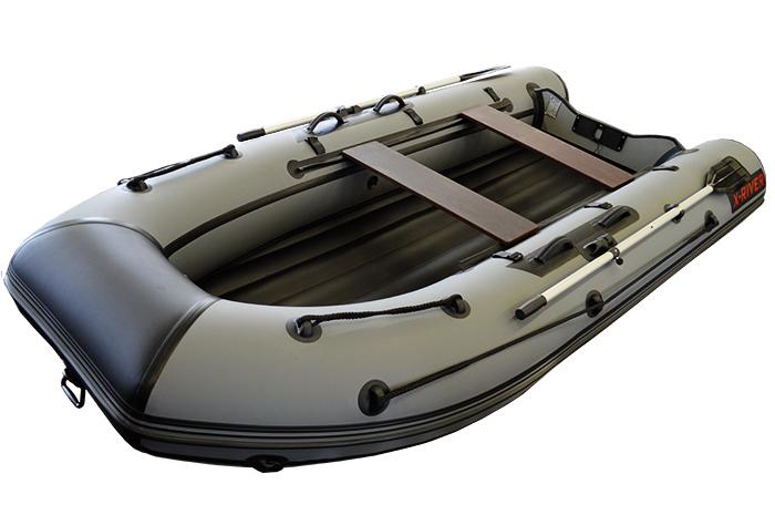 лодка x-river agent 340 нднд