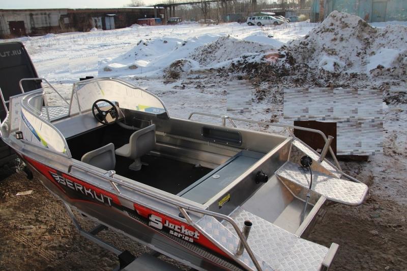 алюминиевые лодки беркут под мотор 15 л.с