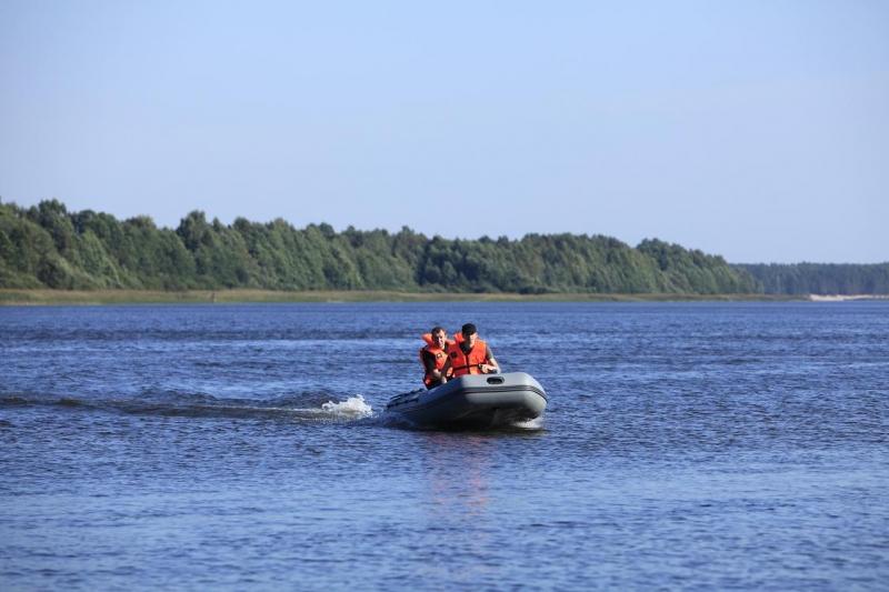 лодка посейдон 370