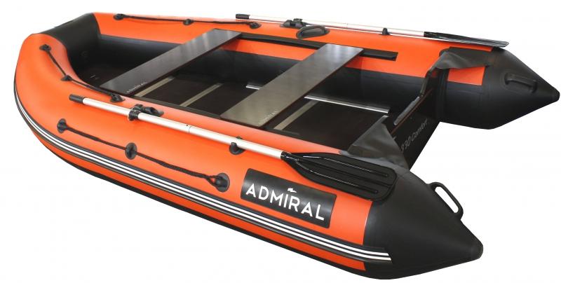 лодка адмирал в муроме