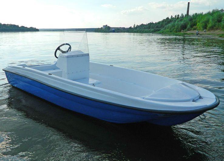лодка пингвин тюнинг фото