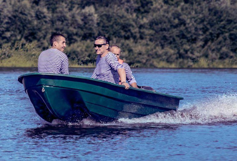 лодка неман 340 характеристики