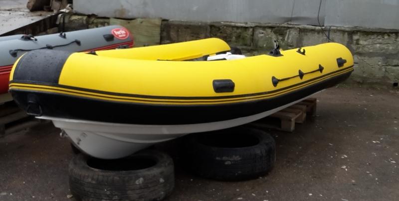 лодка риб 430 цена