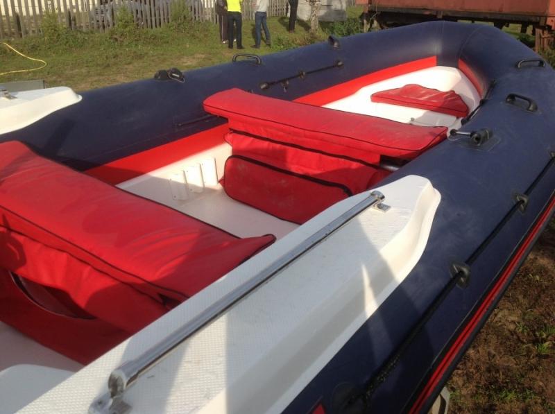 лодка производство москва