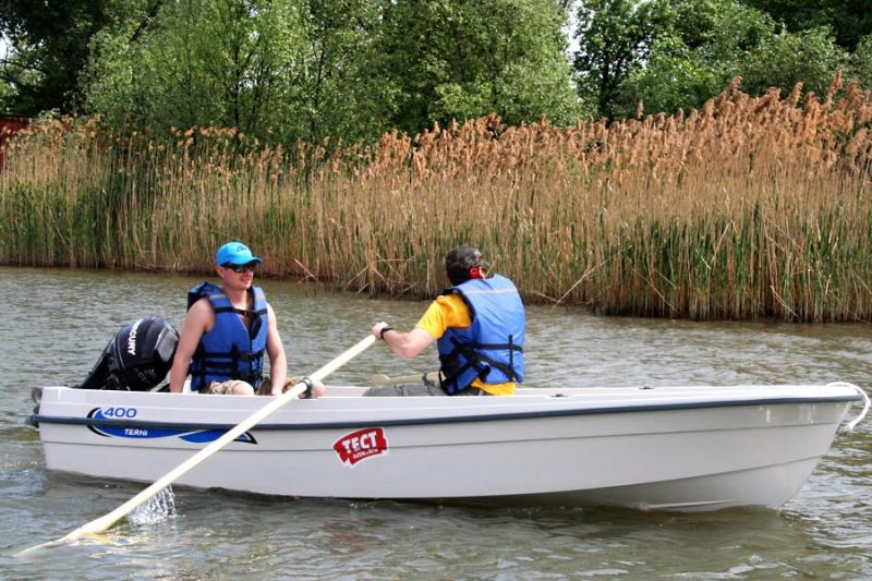ремонт лодок терхи