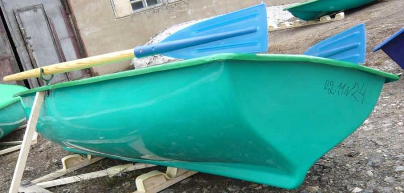 пластиковые лодки производство и продажа