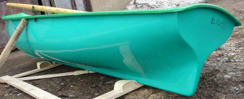 грузоподъемность лодки из стеклопластика