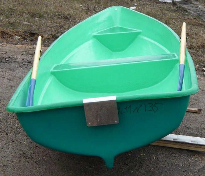 голавль лодка гребная