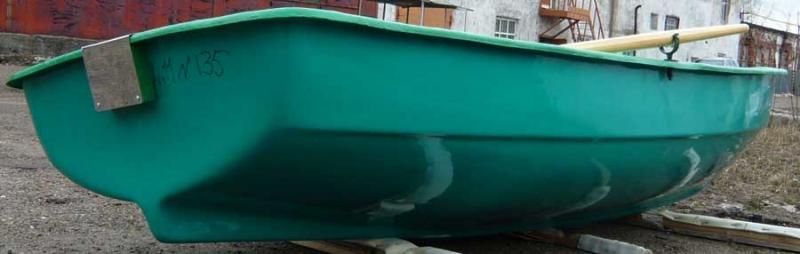 лодки из стеклопластика материала