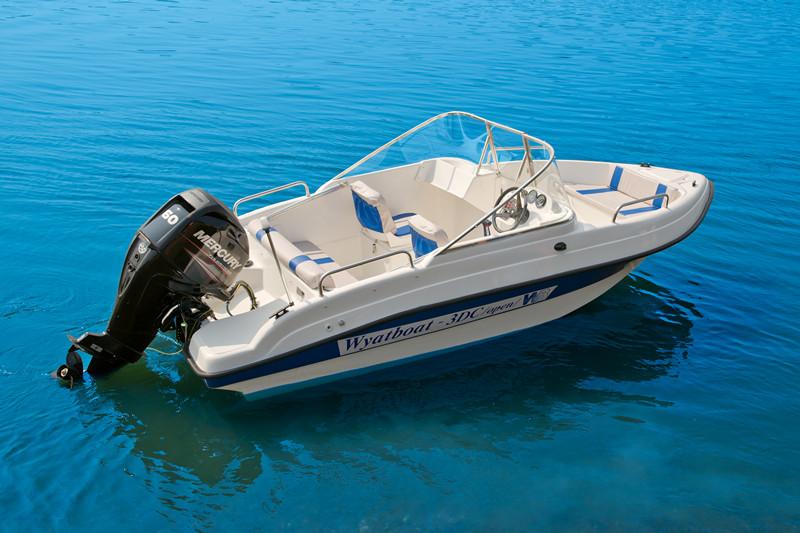 лодки пластиковые wyatboat