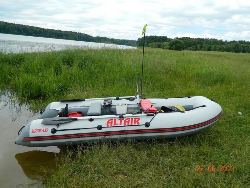 Стрингер для лодки пвх