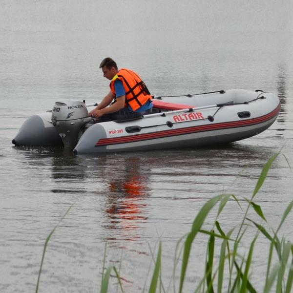 купить лодку альтаир 340 про