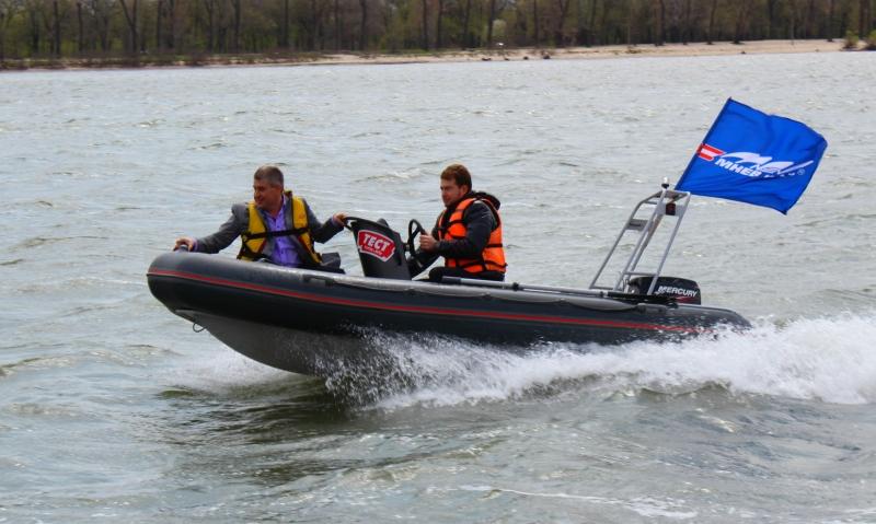 металлические лодки риб